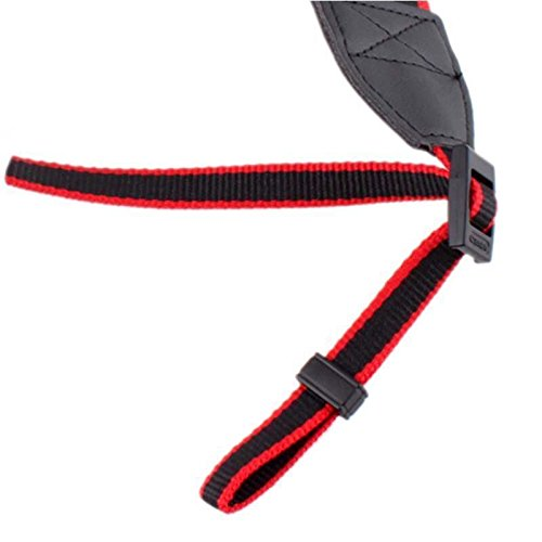 "Canon Wide Shoulder Strap for EOS Rebel (26"" x 1.25"")"