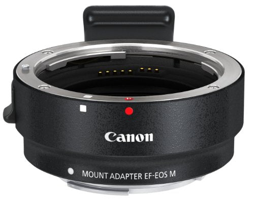 Canon EF-M Lens Adapter Kit for Canon EF/EF-S Lenses 6098B002 (New White Box) [International Version, No Warranty]-Camera Wholesalers