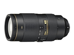 Nikon 80-400mm f/4.5-5.6G ED VR AF-S NIKKOR Lens for Nikon Digital SLRs