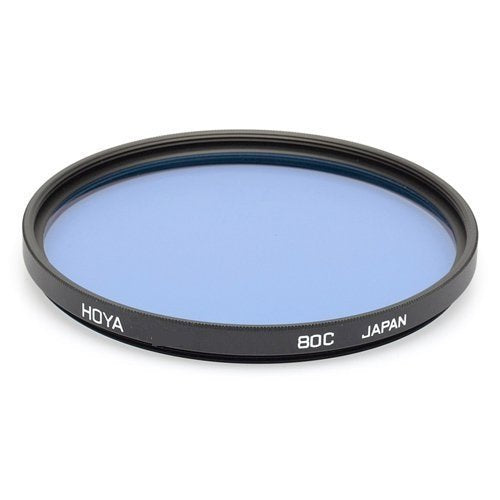 Hoya 46mm Standard Coated 80C Lens Filter