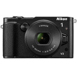 Nikon 1 V3 Mirrorless Camera with NIKKOR VR 10-30mm f/3.5-5.6 PD-ZOOM Lens