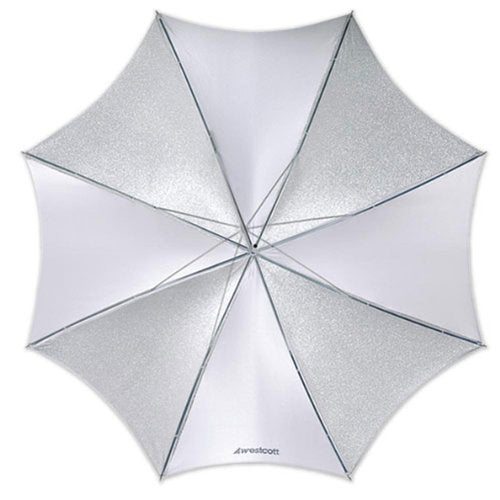 Westcott 2004 32-Inch Soft Silver Umbrella
