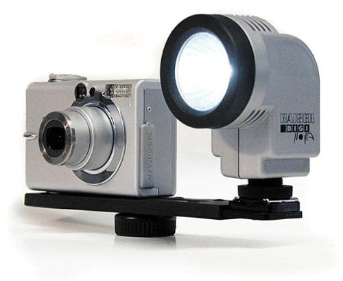 Kaiser DigiNova LED Video Light with Shoe Mount.