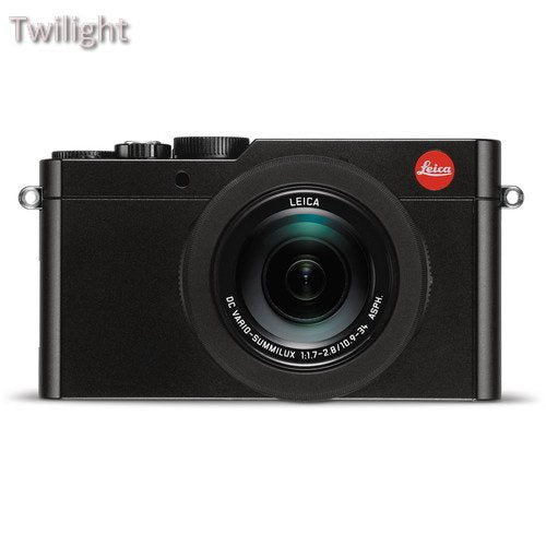 Leica D-LUX (Typ 109) Digital Camera (Black)