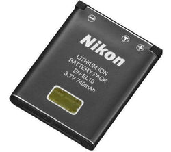 Nikon EN-EL10 Lithium-ion Battery for Nikon Coolpix Digital Cameras