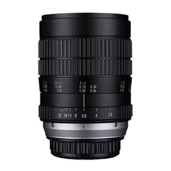 Venus Laowa 60mm F/2.8 Ultra Macro Manual Focus Lens - for Sony E-mount Nex Series Cameras