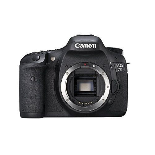 Canon EOS 7D 18 MP CMOS Digital SLR Camera Body Only