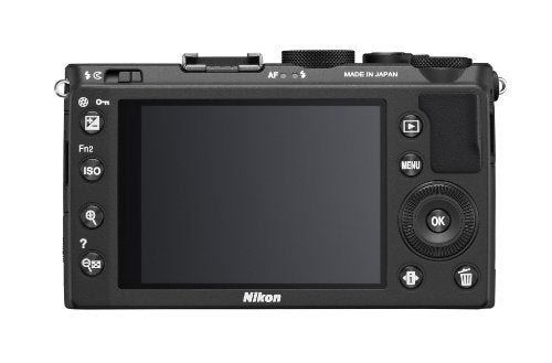 Nikon COOLPIX A 16.2 MP Digital Camera with 28mm f/2.8 Lens