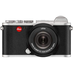 Leica CL Silver Digital Camera with 18-56mm Lens
