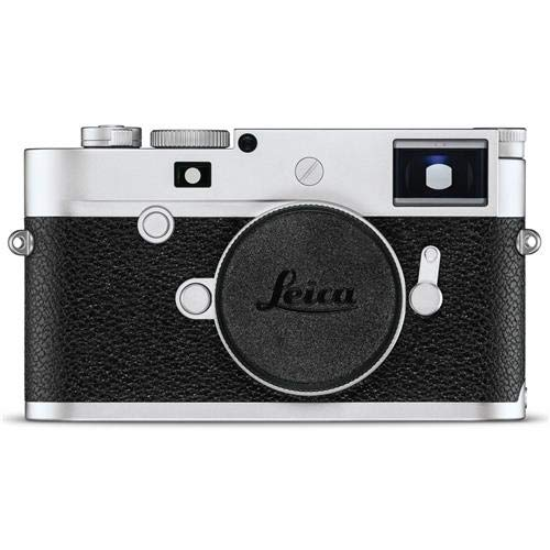 Leica M10-P Mirrorless Digital Rangefinder Camera, Silver