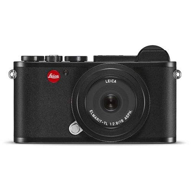 Leica CL Mirrorless Black Camera