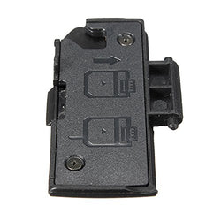 Canon Battery Door Cover for EOS Rebel T1i, EOS Rebel XSi and more
