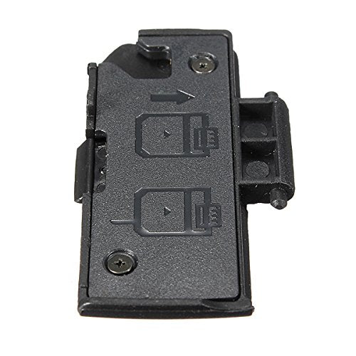 Battery Door/Cover Case Lip Cap Replacement For Canon Camera