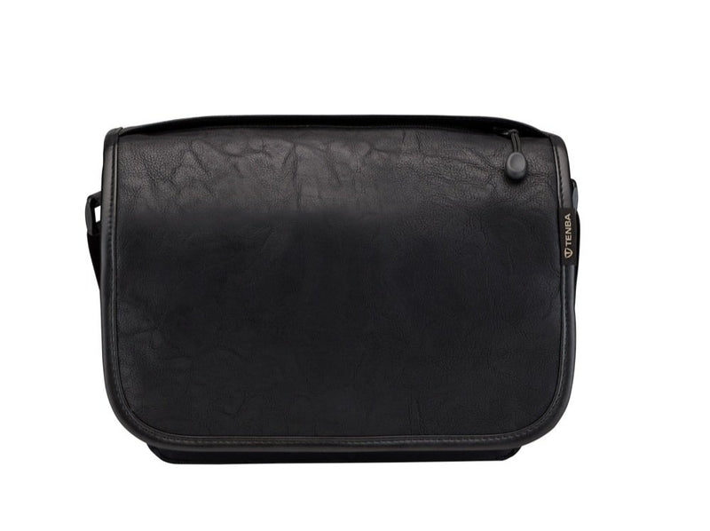 Tenba 633-301 Switch 7 Camera Bag (Black/Black Faux Leather)