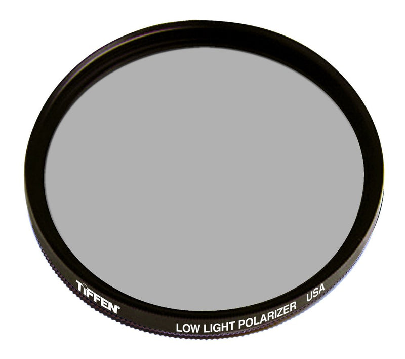 TiffenStandard Rotating Low Light Polarizer Filter