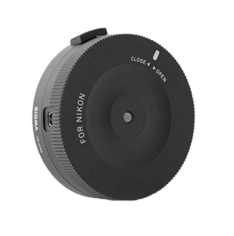 Sigma USB Dock Lens (Black)