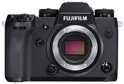 Fujifilm X-H1 Mirrorless Digital Camera (Body Only) and w/Vertical Power Booster Grip Kit
