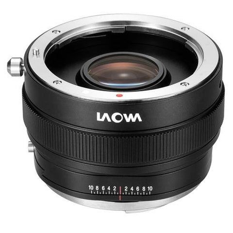 Venus Laowa Magic Shift Converter for Canon Mount Lens on Sony E Mount Camera