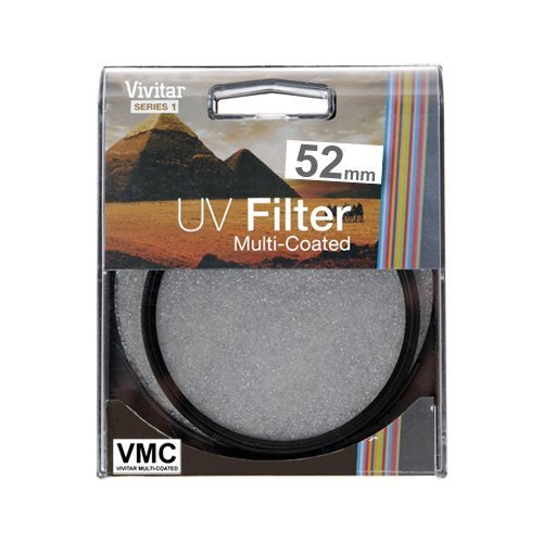 Vivitar Uv 52MM Filter Multi Coated