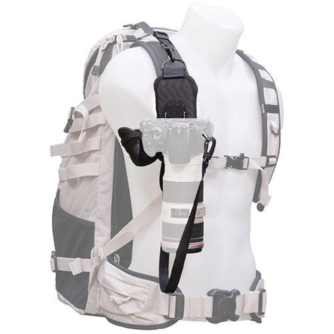 Cotton Carrier Strap Shot - Backpack Add-on