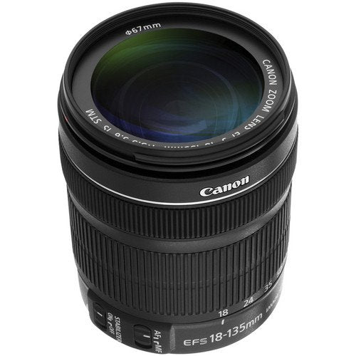 Canon 18-135mm f/3.5-5.6 Zoom Lens