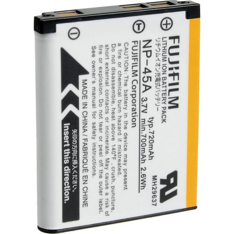 Fujifilm Np-45a Battery Li-Ion Battery For Fuji Dsc