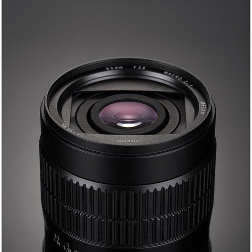 Venus Laowa 60mm F/2.8 Ultra Macro Manual Focus Lens - for Nikon F Mount