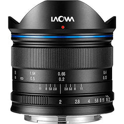 Venus Laowa 7.5mm f/2 Lens for Micro Four Thirds Mount