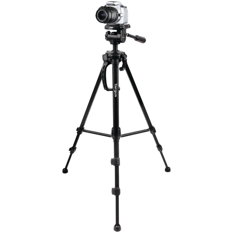 Targus 3-Way Panhead Bubble Level Tripod, 58-Inch (TGT-BK58T)