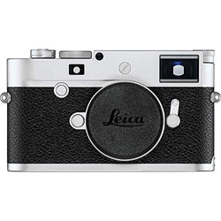 Leica M10-P Digital Rangefinder Camera 20022 (Silver Chrome)