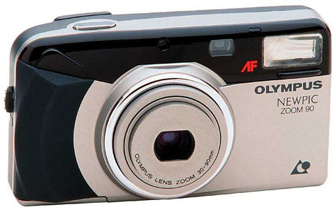 Olympus Newpic Zoom 90 APS Film Camera