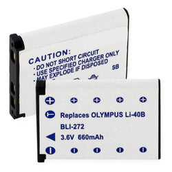 Replacement Lithium Ion Battery by Empire Sanyo VPC-T1060 BLI-272
