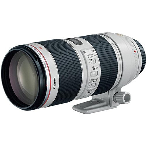 Canon EF 70-200mm f/2.8L IS USM Telephoto Zoom Lens for Canon SLR Cameras