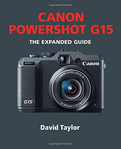 Canon Powershot G15 (Expanded Guides)