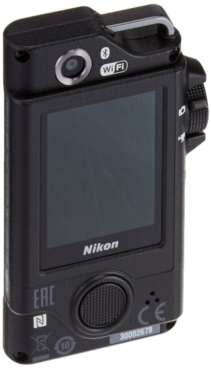 Nikon KeyMission 80 26502 Waterproof Action Camera 1.75-Inch LCD