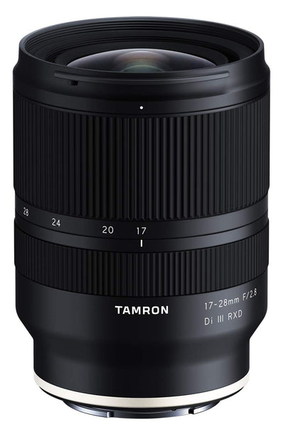 Tamron 17-28mm f/2.8 Di III RXD for Sony Mirrorless Full Frame E Mount (Tamron 6 Year Limited USA Warranty)