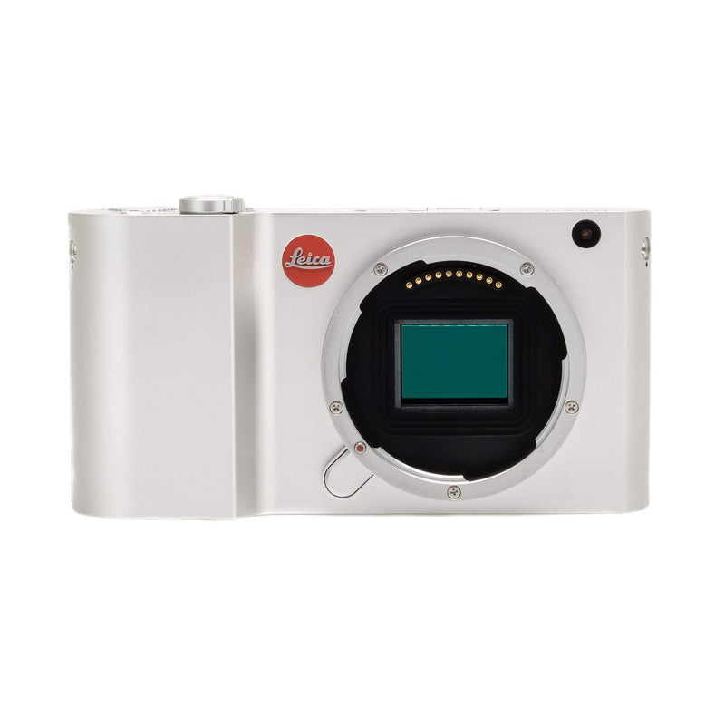 Leica TL 16MP Camera, Silver Anodized Finish