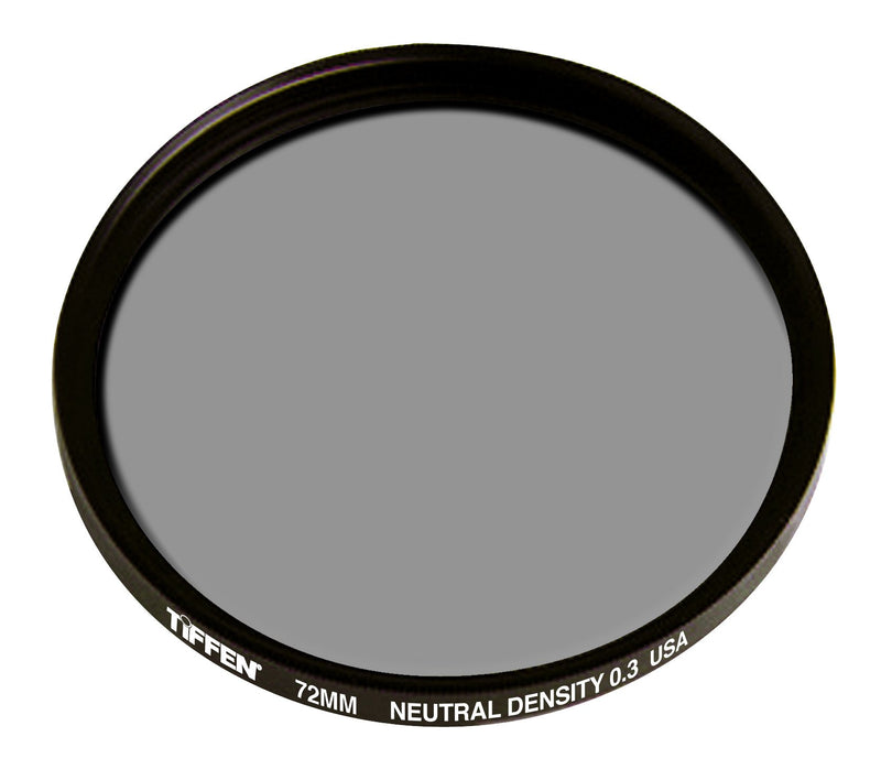 Tiffen 72mm Neutral Density 0.3 Filter