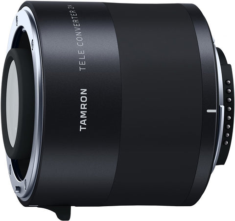 Tamron 2.0x Teleconverter (Model TC-X20) for Select Tamron Lenses in Nikon Mount