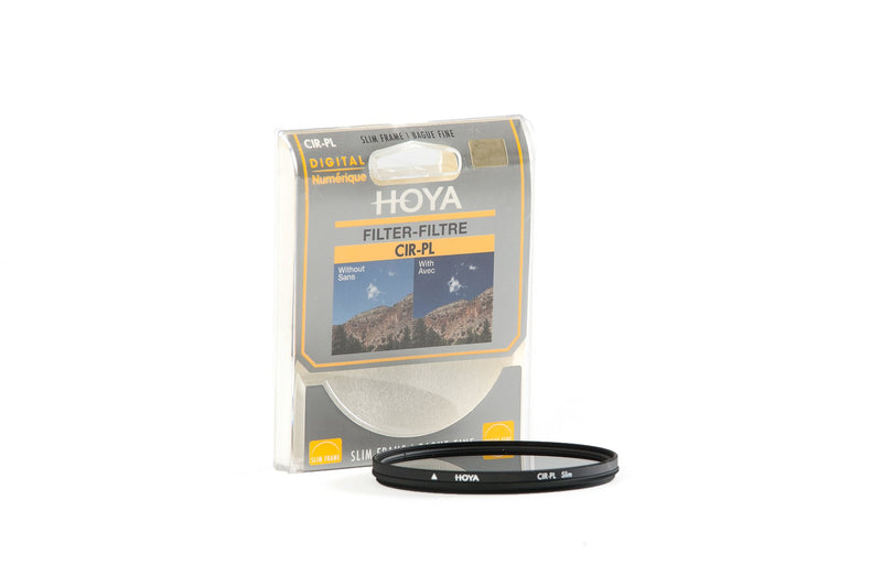 Hoya 49mm Slim PL-CIR Filter for Camera and Lens