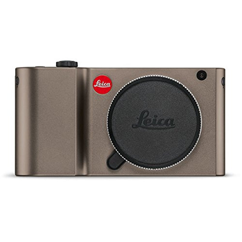Leica TL 16MP Camera, Titanium Anodized Finish