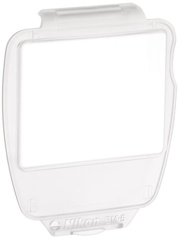 Nikon BM-5 LCD Monitor Cover for Nikon D70s