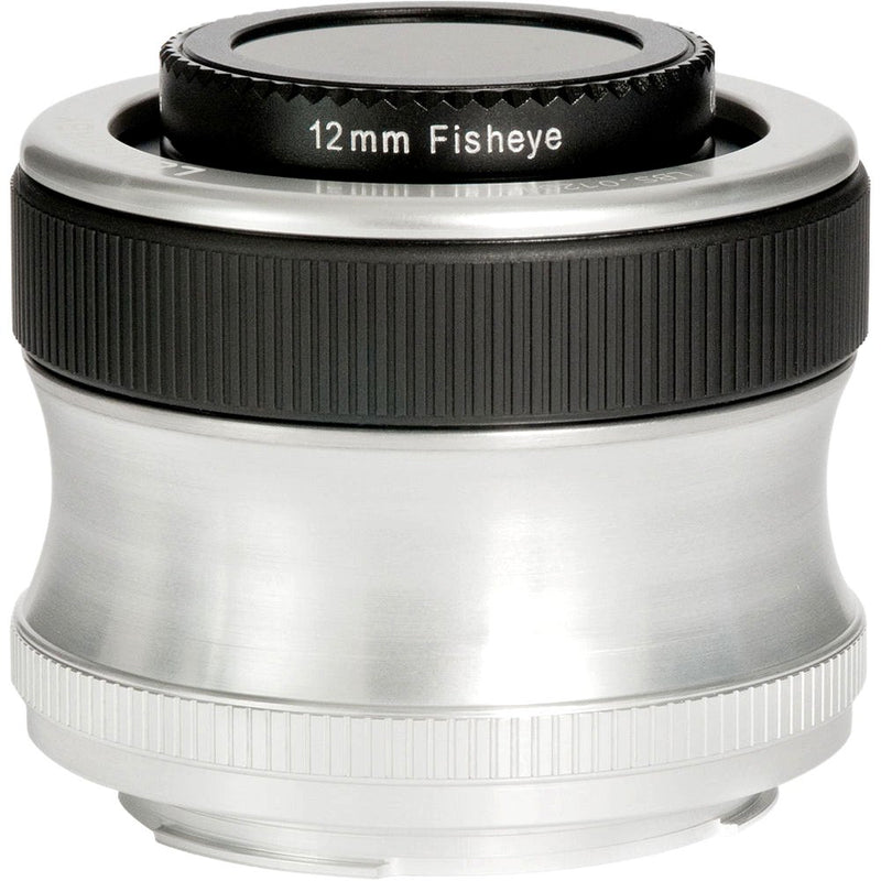 Lensbaby Scout with Fisheye Optic for Digital SLR Cameras