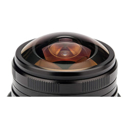 Venus Optics Laowa 4mm f/2.8 Fisheye Lens for Micro Four Thirds