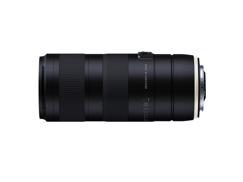 Tamron 70-210mm F/4 Di VC USD for Canon EF Digital SLR Camera (6 Year Tamron Limited USA Warranty)
