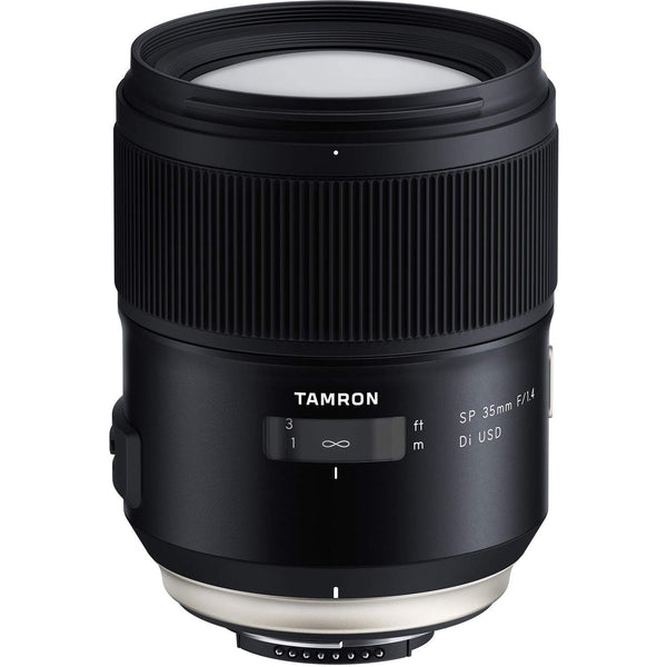 Tamron SP 35mm f/1.4 Di USD Lens for Canon EF