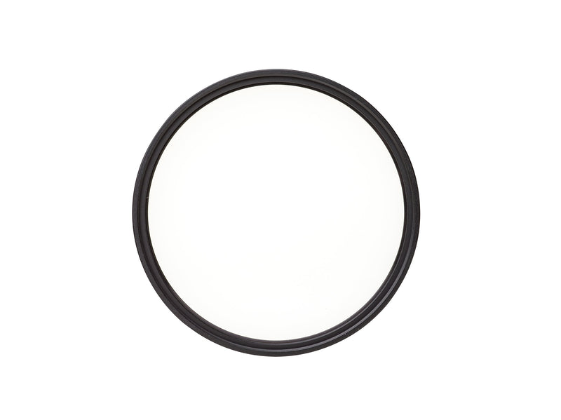 Heliopan 77mm UV SH-PMC Filter (707711) with specialty Schott glass in floating brass ring