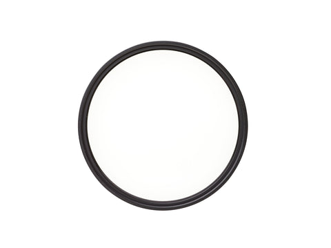 Heliopan 72mm UV Filter (707201) with specialty Schott glass in floating brass ring