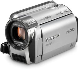 Panasonic SDR-H80 60GB Standard Definition Camcorder - Silver