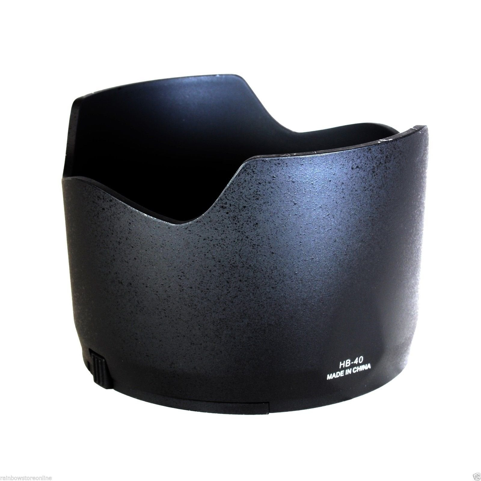 Bayonet Mount EW-78D Clip-on Camera Lens Hood for Cannon EF-S 18-200mm f 35-56 is
